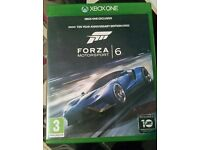 Forza motosport 6 xbox one