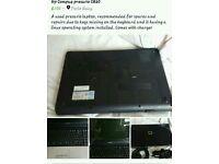 Compaq laptop spares/repairs