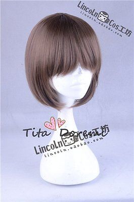 Cosplay wig Halloween Hair Sound! Euphonium Hibike! Short Woman Fashion](Halloween Sounds Short)