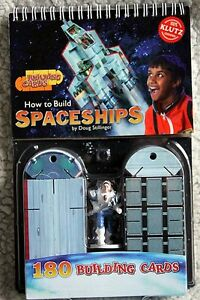 NEW - How to Build Spaceships - from Scholastic Books/Klutz Kingston Kingston Area image 1