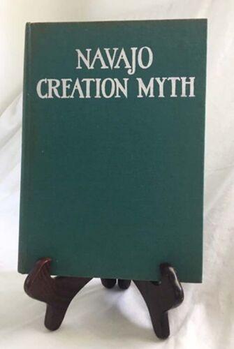 Navaho Creation Myth by Wheelwright—Rare 1942 Nice NM Museum Hardback in DJ