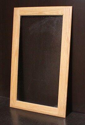 Kraftmaid Kitchen Natural Oak Glass Door 4  Wall Cabinet 18x30