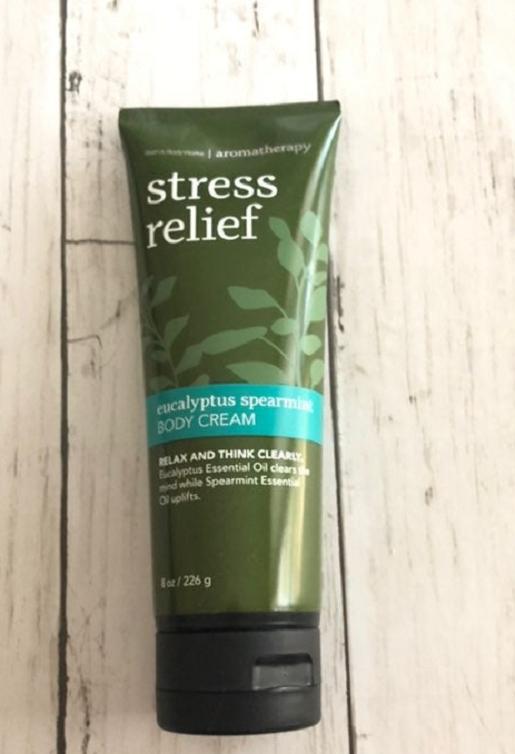 Bath and Body Works Aromatherapy Stress Relief Eucalyptus Sp