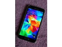 Samsung Galaxy S5 plus extras! (on EE)