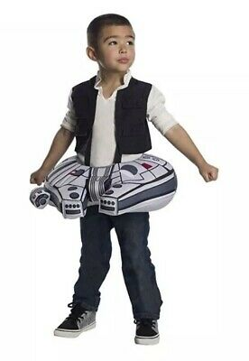 Toddler Star Wars Millennium Falcon Halloween Costume - New Falcon Kostüm