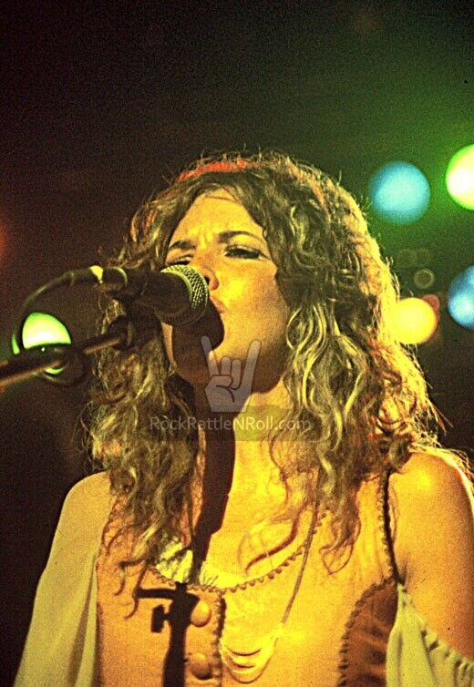 (8) FLEETWOOD MAC 1975 Concert Photos Lindsey Stevie 2nd Show with the band RARE