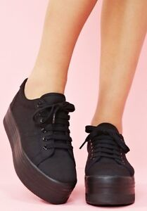 ZOMG Jeffrey Campbell Platform Sneakers JC Play