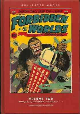 FORBIDDEN WORLDS - VOLUME 2 - CLASSIC 1952 GOLDEN AGE HORROR COMIC