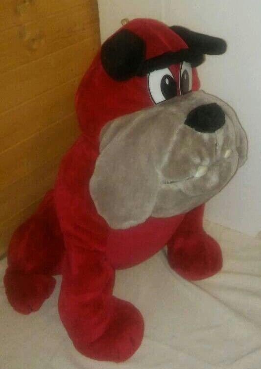 Large Soft plush beany dog
