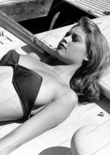 8x10 Print Brigitte Bardot Sexy Early #0878