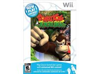 Donkey Kong Jungle Beat For The Wii