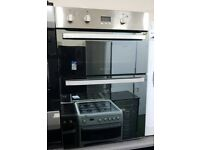 Hotpoint intergrated electric oven
