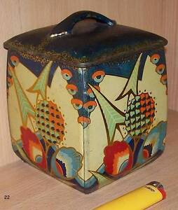 Biscuit Tin/Tea Caddy Safety Bay Rockingham Area Preview