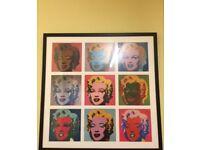 Lovely large Marilyn Monroe picture frame