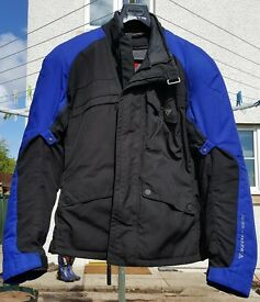 Dainese Goretex Motorbike Jacket Size EU 52 (Gore-tex)