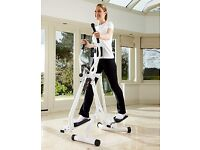 Elliptical trainer (Rarely used)
