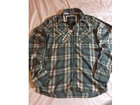 Men's superdry shirt