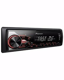 car pioneer car stereo brand new in box