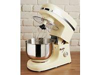 JDW 5 Litre Stand Mixer Cream