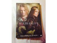 """DVD series """"Camelot"""" first season"""