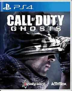 Looking For A Copy Of Call Of Duty Ghost For PS4