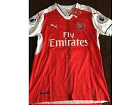 Arsenal Puma 2016/2017 Home shirt
