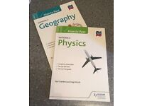 National 5/ Nat 5 revision books