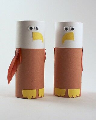 Patriotic crafts from cardboard tubes ebay for Where to buy cardboard tubes for craft