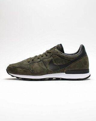 huge discount f7902 2d631 Nike Internationalist TP Fleece Green olive size 14. 749655-301. Tech Pack