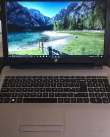 HP 250 G5 i5 laptop