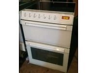 Hotpoint Cooker & 3 month warranty