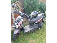 Sym Crox Sport 125cc Moped