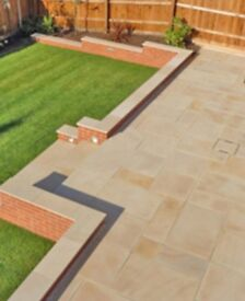 Professional and clean garden and landscaping services