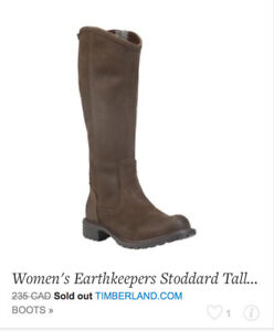 Timberland Knee High Waterproof Women Boots