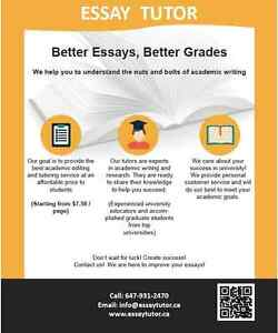Where can i find people who are willing to peer edit/review my scholarship essay?