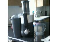 Juicer clockworks whole fruit juicer