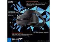 Lenovo Explorer VR (Virtual Reality) Headset and Controllers (brand new) RRP: £400