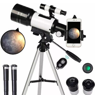 ToyerBee Telescope for Kids& Beginners, 70mm Aperture 300mm Astronomical