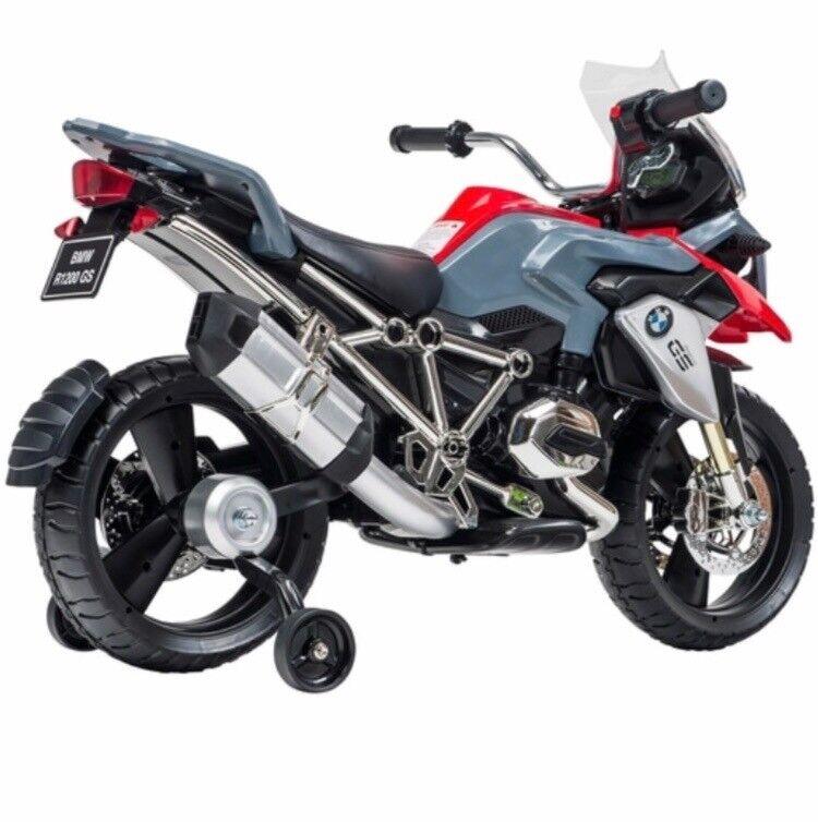 Bmw Kids Ride On Electric Motorbike