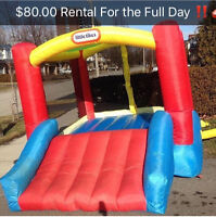 Jumping Castle $80 full day Rental