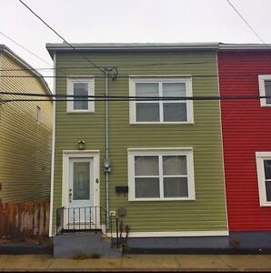 CENTRALLY LOCATED HOUSE FOR LEASE. FULLY RENOVATED St. John's Newfoundland image 1