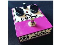 Fuzz Pedal, boutique and rare!