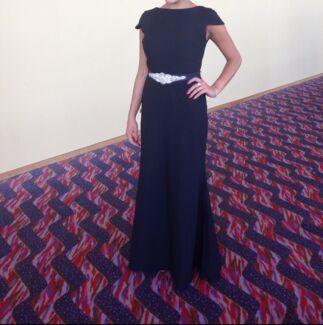 Black formal dress Sandy Bay Hobart City Preview