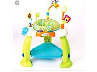 Bright starts baby bounce jumperoo centre