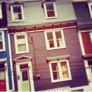 Prime Downtown-East, Two-story Apartment for Rent/Lease St. John's Newfoundland image 1