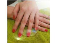 Massage and Nails at home