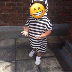 Age 2-3 Boys next towelling set