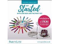 Online Partylite Consultant