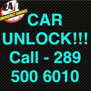 CAR UNLOCK CAR LOCKSMITH RICHMOND HILL BRAMPTON MARKHAM GTA