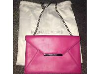 Micheal Kors Clutch Bag with Chain Strap